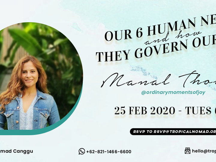 Our 6 Human Needs and How They Govern Our Life by Manal Tough